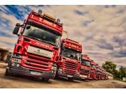 Ledig stilling - Sjåfør langtransport - lang last, spesial transport
