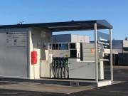 Stensli Drivstoffautomat, Brumunddal